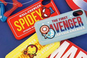 Marvel Mobile Phone Case, Which AVENGER Do You Like The Best?